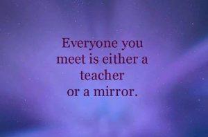 jij bent mijn spiegel