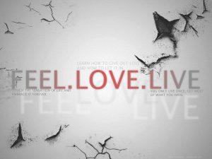 Voel de liefde
