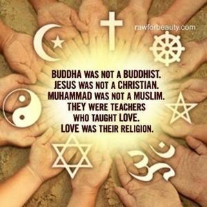 Buddha was nog a buddhist